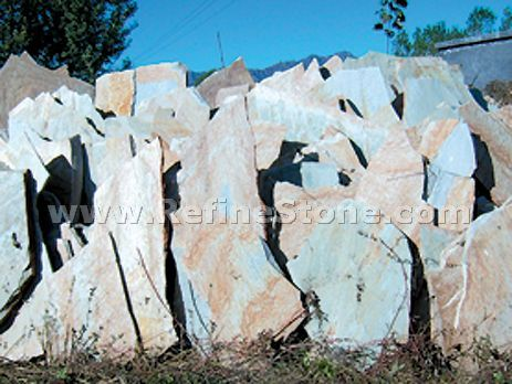 Wooden Yellow Quartzite