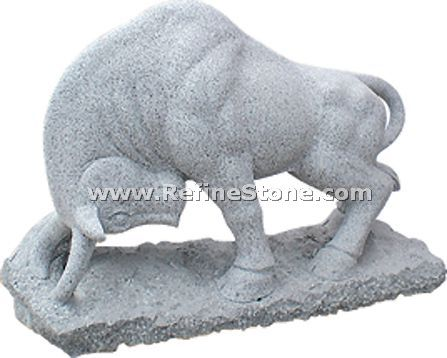 Granite Animal Carvings,,C985
