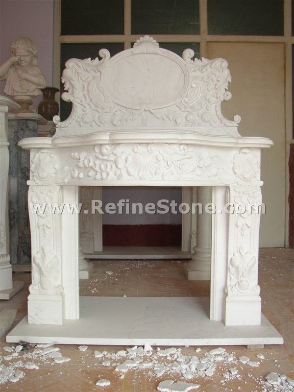 Special fireplace