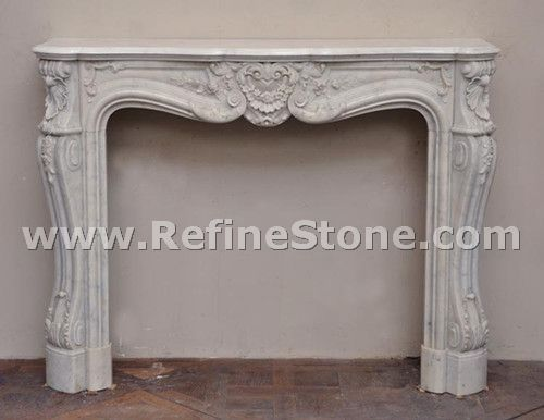 Cheap mantel insert fireplaces