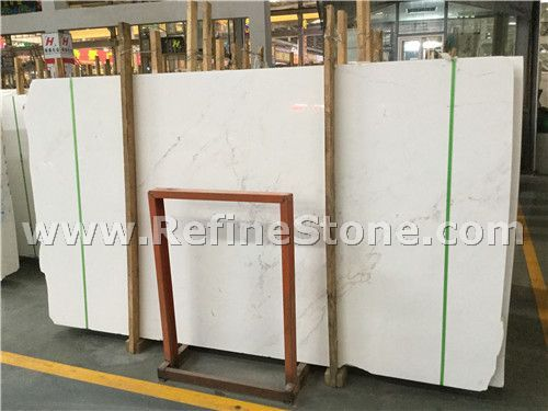 New Ariston white marble