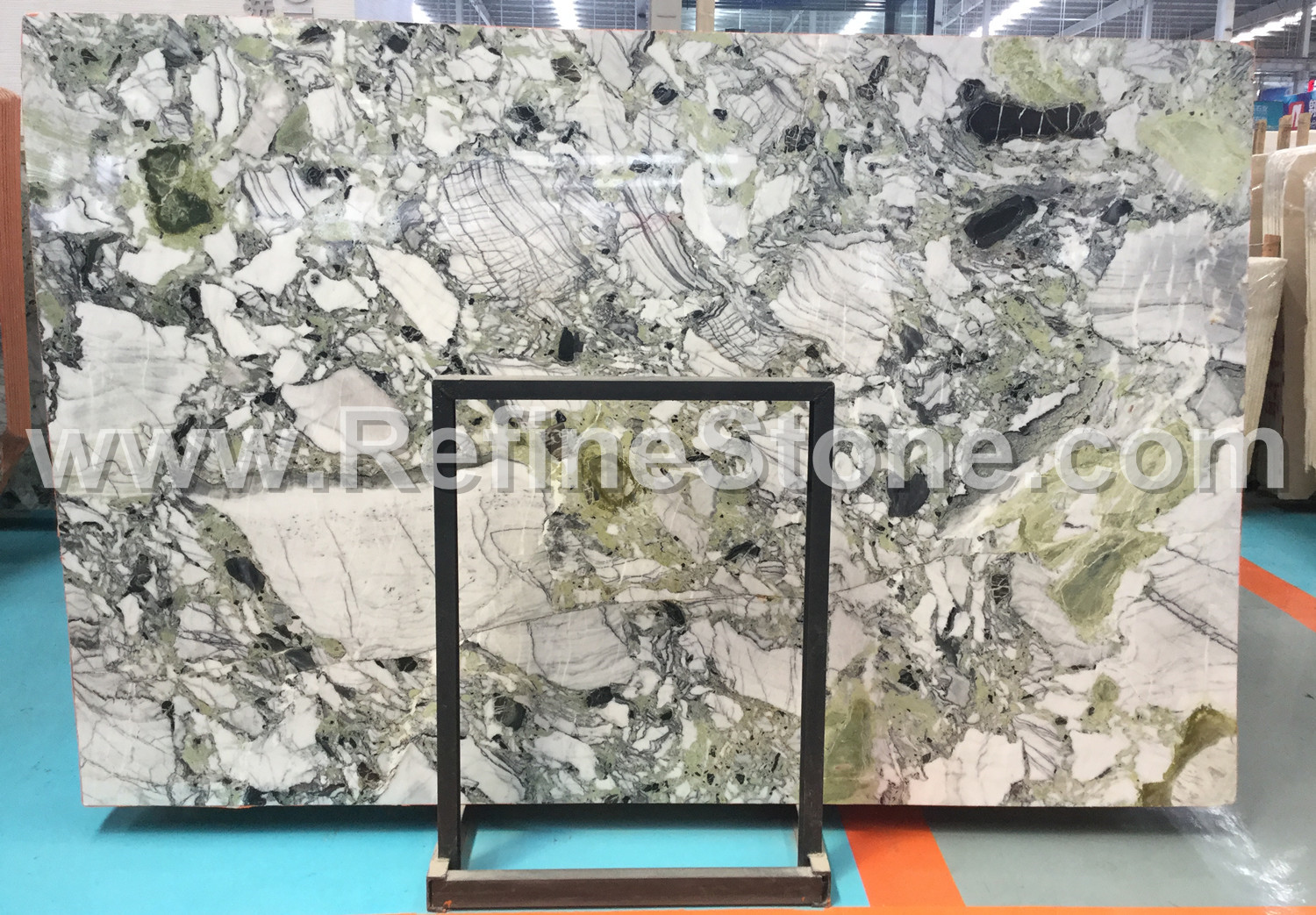 China Marble Slab,Ice jade marble,C5186