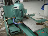 Countertop Edge Profile Machine