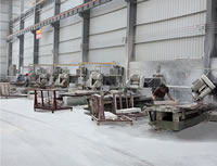Irregular stone process machine