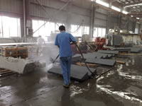 Manual Waterjet Machine