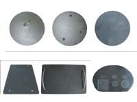 Slate cooking stone